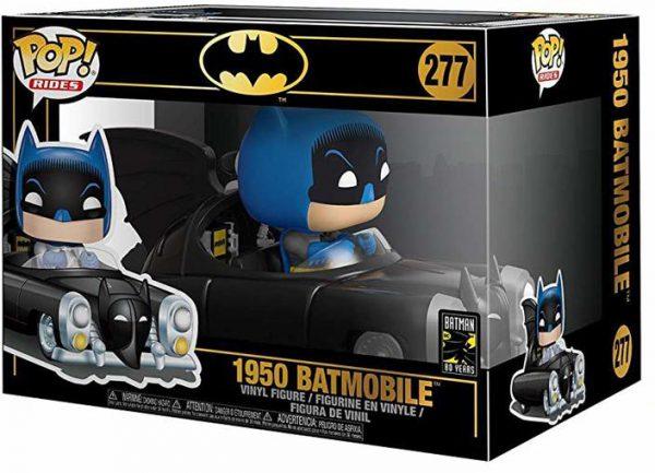 Batman Batmobile 1950 - Collector's Item