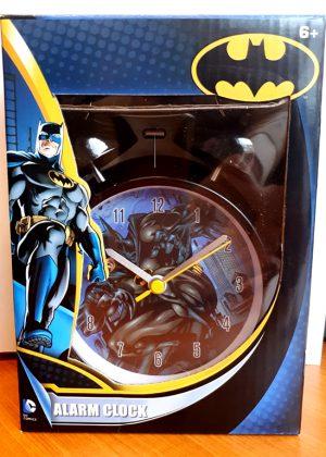 Batman Twinbell Alarmclock - DC Comics