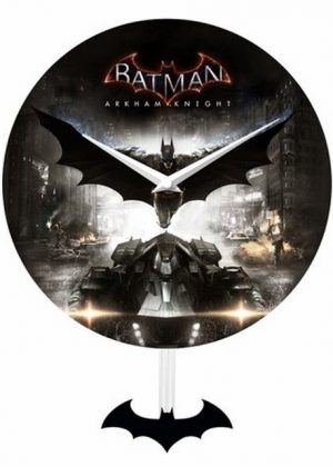 Batman Arkham Knight - Pendulem Wall Clock