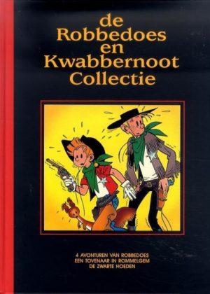 De Robbedoes en Kwabbernoot Collectie - Deel 1 (HC)