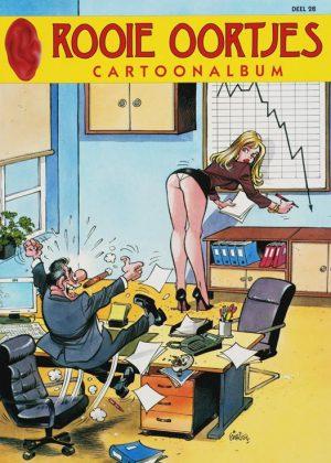 Rooie Oortjes deel 28 Cartoonalbum