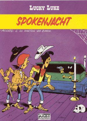 Lucky Luke 31 - Spokenjacht