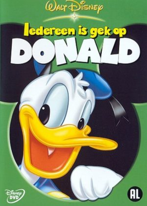Iederen is gek op Donald - DVD