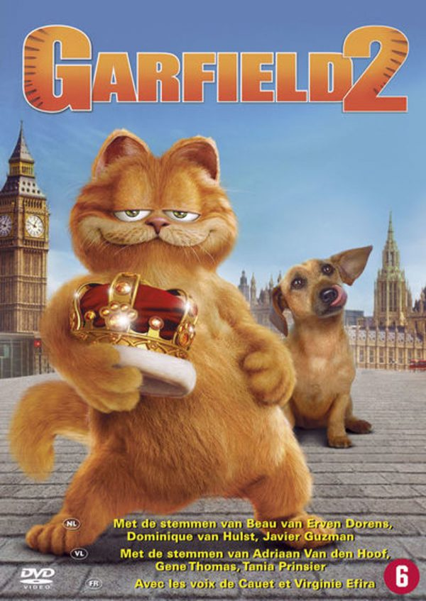 Garfield The Movie 2
