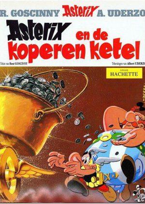 Asterix en de koperen ketel - Hachette (Nieuw)