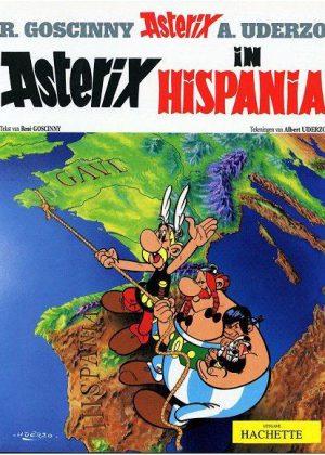 Asterix in Hispania - Hachette (Zgan)