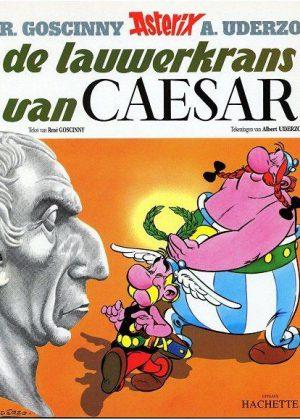 De Lauwerkrans van Caesar - Hachette (Nieuw)