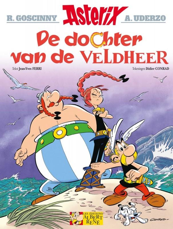 Asterix - De dochter van de veldheer / Les Éditions Albert Renée