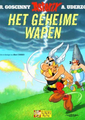 Asterix - Het geheime wapen / Les Éditions Albert Renée (Zgan)