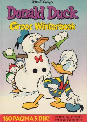 Donald Duck Groot Winterboek 14