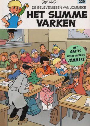 De belevenissen van Jommeke 229 – Het slimme varken