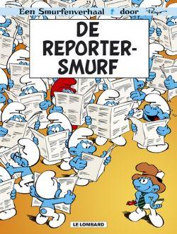 Een Smurfenverhaal - De reporter smurf