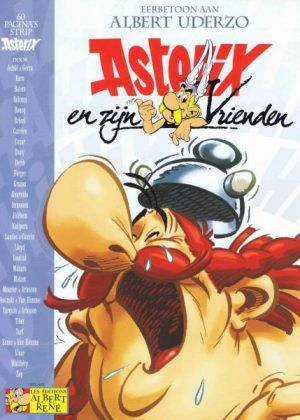 Asterix en zijn vrienden / Les Éditions Albert Renée (Zgan)