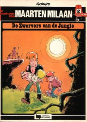 Maarten Milaan 2- De zwervers van de jungle