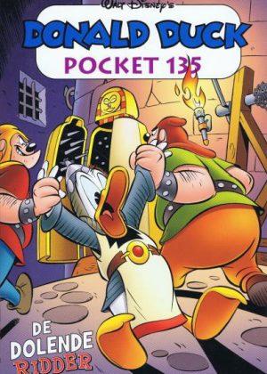 Donald Duck Pocket 135 - De dolende Ridder