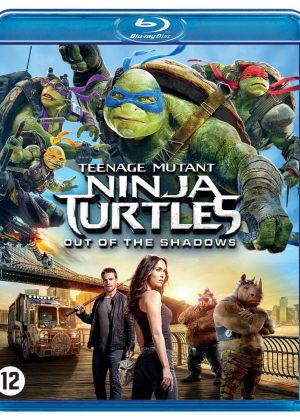Teenage Mutant Ninja Turtles 2 - Out Of The Shadows (Blu-ray)