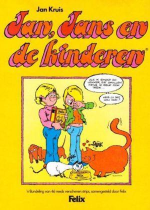 Jan, Jans en de kinderen (Uitgave Felix)