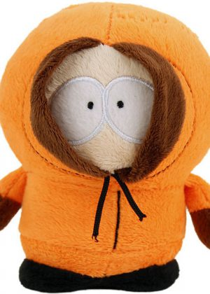 South Park pluche knuffel Kenny McCormick 26cm