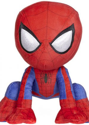 Spiderman knuffel bended (28cm)