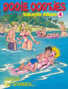 Rooie oortjes 4 - Vakantie album