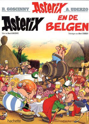 Asterix en de Belgen