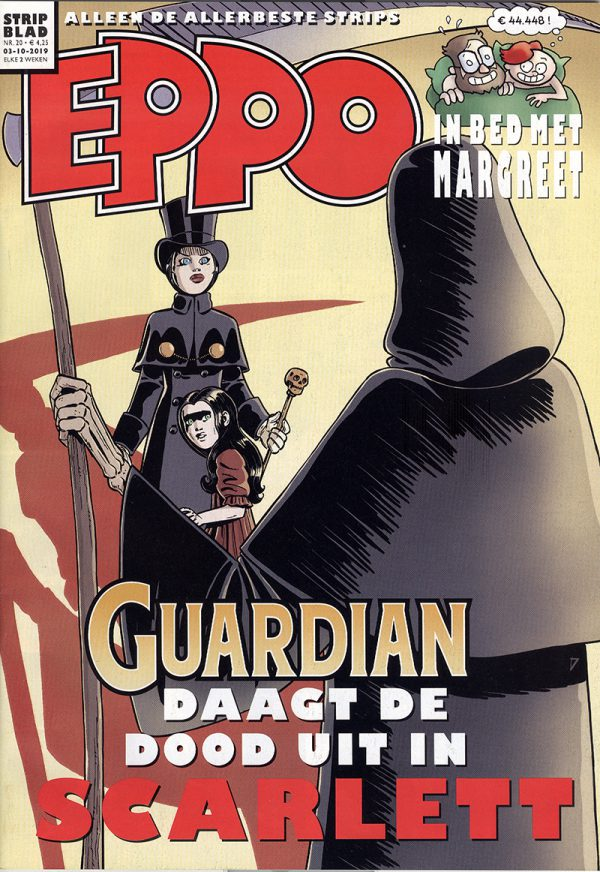 Eppo Stripblad nr. 20 - 2019