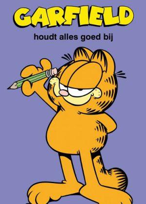 Garfield 103 – houdt alles goed bij