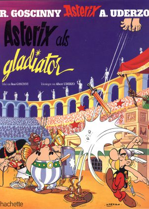 Asterix als Gladiator - Hachette (Zgan)