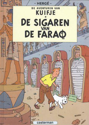 Kuifje - De sigaren van de Farao (Hardcover)