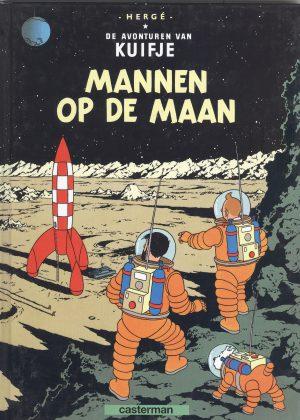 Kuifje - Mannen op de maan (Hardcover)