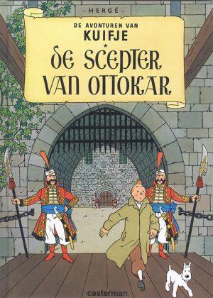 Kuifje - De scepter van Ottokar