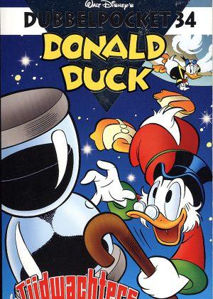 Donald Duck Dubbelpocket 34