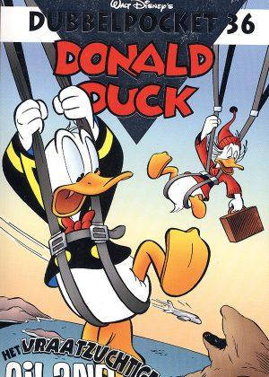 Donald Duck Dubbelpocket 36