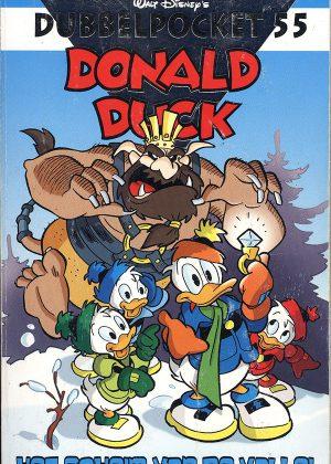 Donald Duck Dubbelpocket 55