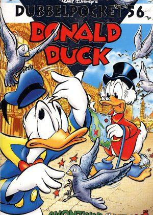 Donald Duck Dubbelpocket 56