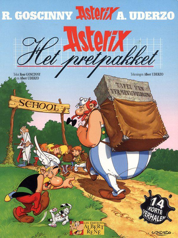 Asterix - Het Pretpakket / Hachette (Nieuw)