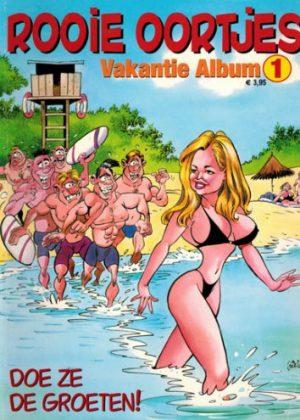 Rooie Oortjes deel 1 – Vakantie album