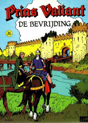 Prins Valiant 23 - De bevrijding