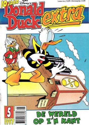 Donald Duck Extra 5 - 1997