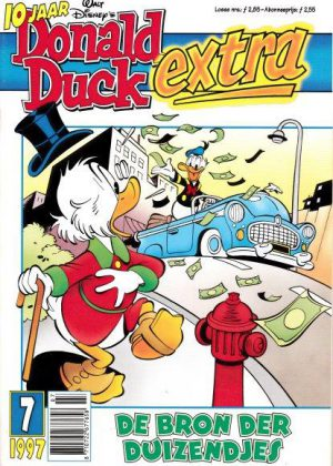 Donald Duck Extra 7 - 1997