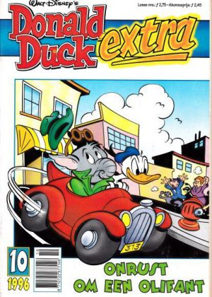 Donald Duck Extra 10 - 1996