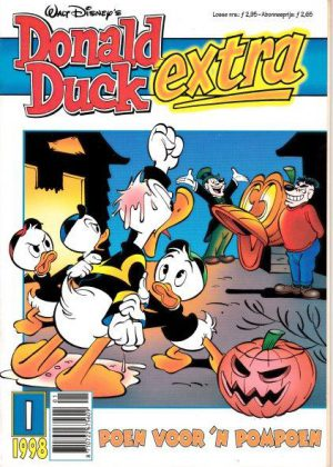 Donald Duck Extra 1 - 1998