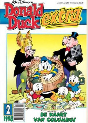 Donald Duck Extra 2 - 1998
