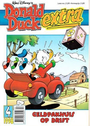 Donald Duck Extra 4 - 1998