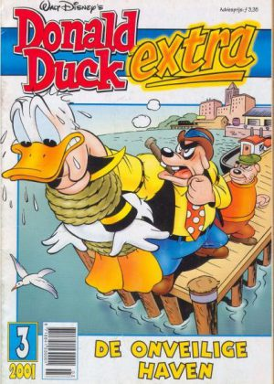 Donald Duck Extra 1 - 2001