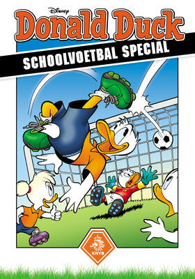 Donald Duck - Schoolvoetbal special (KNVB uitgave)
