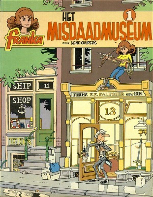 Franka 1 - MisdaadMuseum