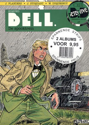 Edmund Bell - De Spooktrein