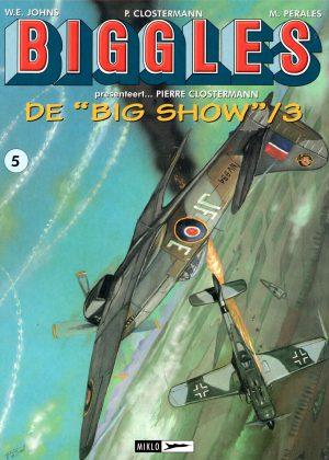 Biggles 5 - De Big Show 3