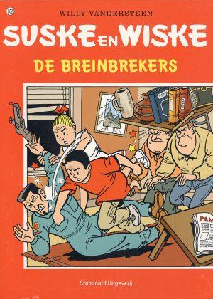 Suske en Wiske 282 - De Breinbrekers